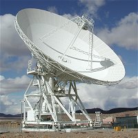 Goldstone Radio Telescope