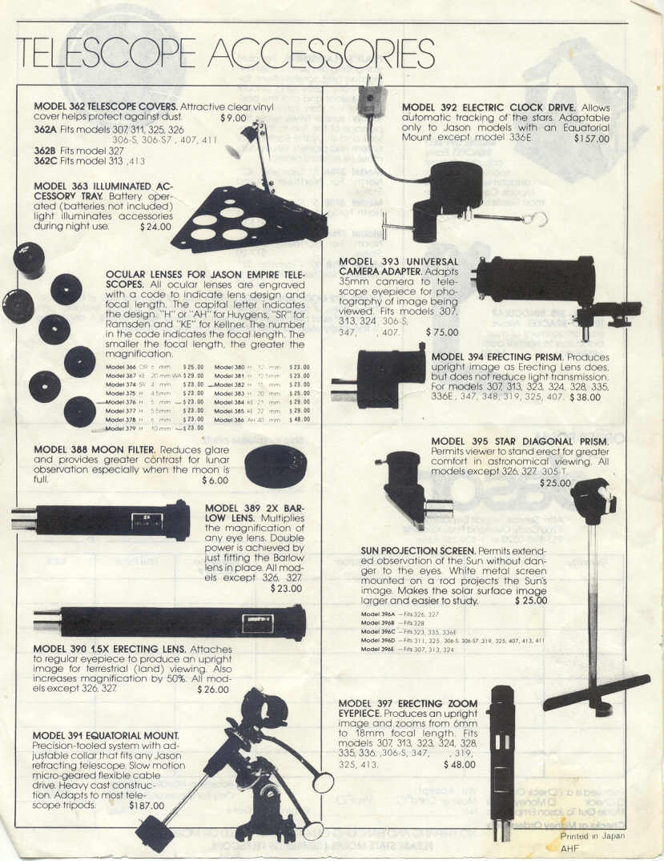 Telescopes for Sale and Telescope Accessories at Telescopes.com
